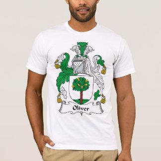 T-shirt Crête de famille d'Oliver