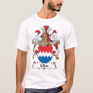 T-shirt Crête de famille d'Ulm