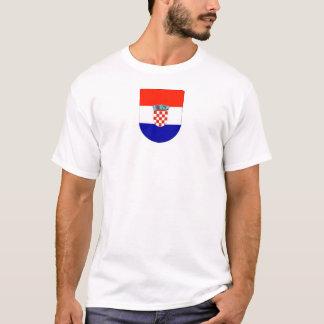 T-shirt Crête de la Croatie