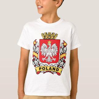 T-shirt Crête de la Pologne