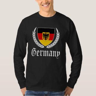 T-shirt Crête de l'Allemagne