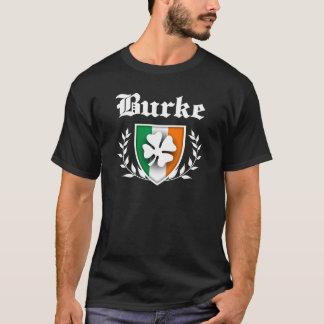T-shirt Crête de shamrock de Burke