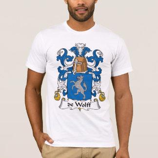 T-shirt crête de Wolff Family