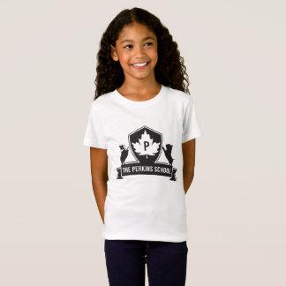 T-Shirt Crête d'école de Perkins