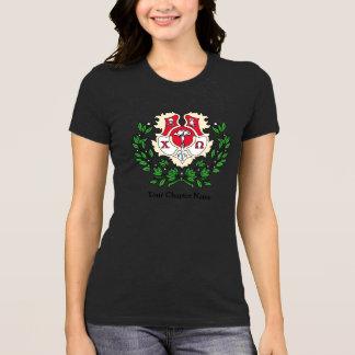 T-shirt Crête d'Omega de Chi