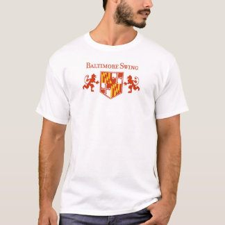 T-shirt Crête d'oscillation de Baltimore