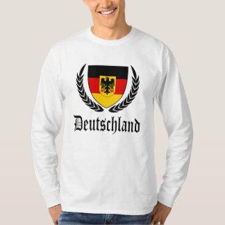 T-shirt Crête du Deutschland