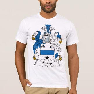T-shirt Crête pointue de famille