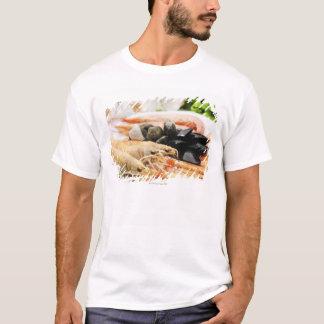 T-shirt Crevette et moules