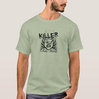 T-shirt Crevette féerique de tueur (le neutre des hommes)