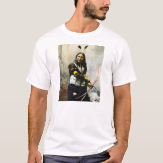T-shirt 'Cri indien At