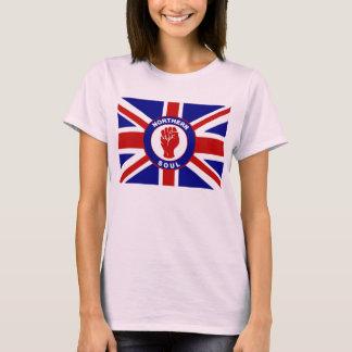T-shirt Cric du nord des syndicats d'âme