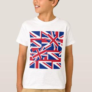 T-shirt Crics des syndicats en abondance