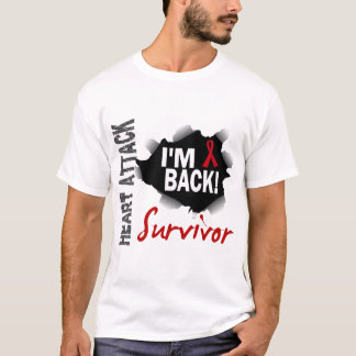 T-shirt Crise cardiaque du survivant 7