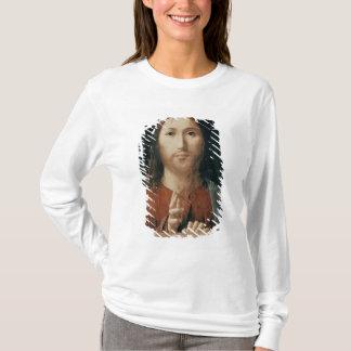 T-shirt Cristo Salvator Mundi, 1465