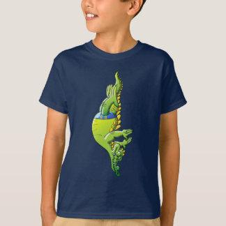 T-shirt Crocodile de plongée