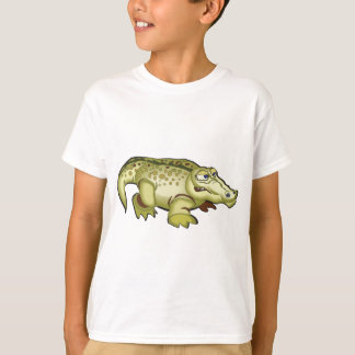 T-shirt Crocodile mignon