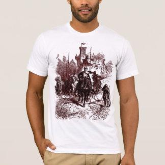 T-shirt croisades médiévales