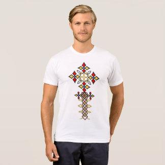 T-shirt croisé éthiopien