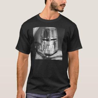 T-shirt Croisé - Outta droit la Terre Sainte