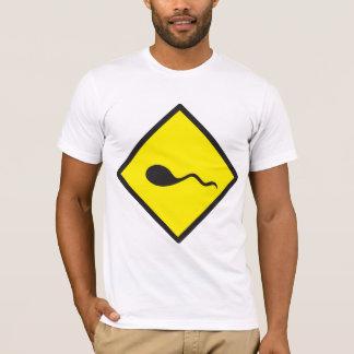 T-shirt Croisement de SPERME