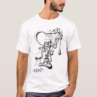 T-shirt Croissance tordue