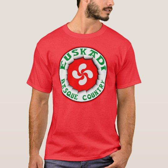 T-shirt croix basque