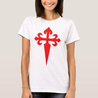 T-shirt Croix de Santiago