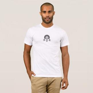 T-shirt Croix et bannière
