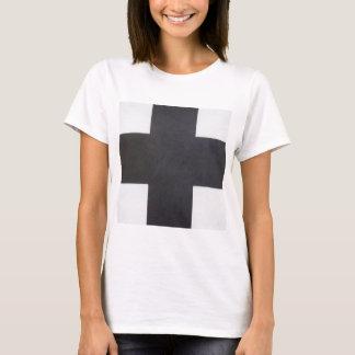 T-shirt Croix noire par Kazimir Malevich