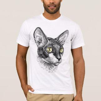 T-shirt Croquis cornouaillais de Rex