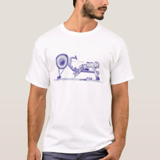 T-shirt Croquis d'ergomètre