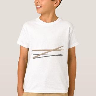 T-shirt CrossedDrumSticks042211