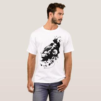 T-shirt Crow
