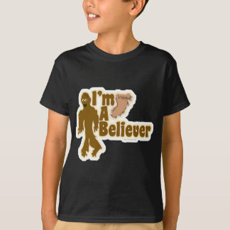 T-shirt Croyant de Bigfoot