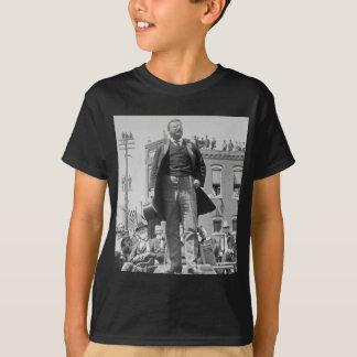 T-shirt Cru 1905 de carte de Teddy Roosevelt Stereoview