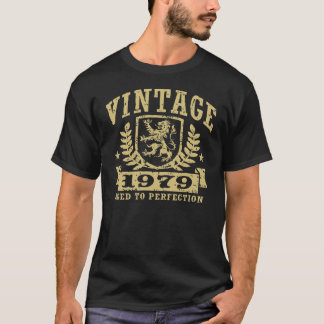 T-shirt Cru 1979