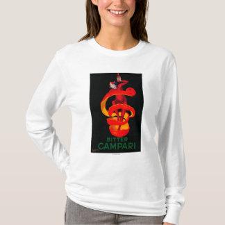 T-shirt Cru amer PosterEurope de Campari