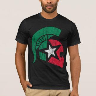 T-shirt Cru de Moto de Trojan (AIE)