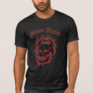 T-shirt Cru de Señor Diablo