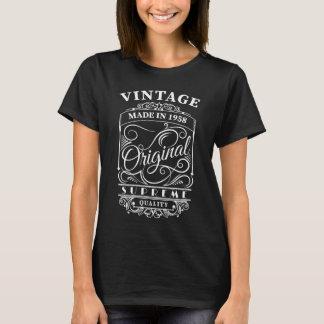 T-shirt Cru fait en 1958