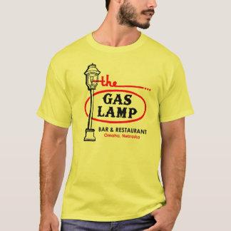 T-shirt Cru la lampe de gaz Omaha