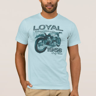 T-shirt Cru loyal