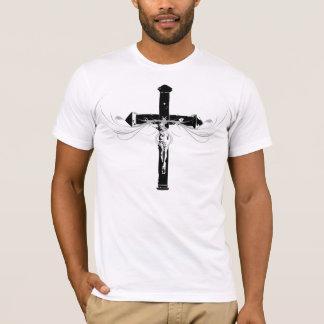 T-shirt crucifix