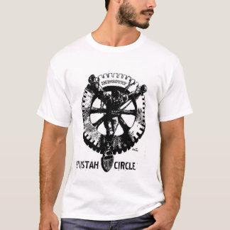 T-shirt Crucifixion Cercle-Industrielle de SINISTAH