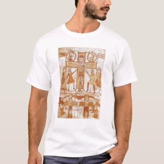 T-shirt Crucifixion et Division des vêtements du