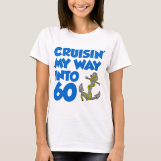 T-shirt Cruisin ma manière dans 60