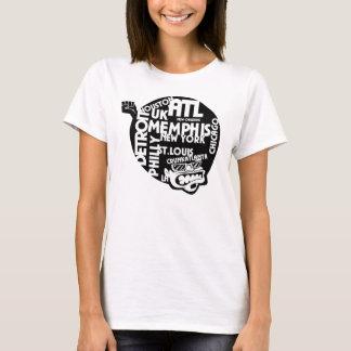 T-shirt Crunk pour l'habillement de Crunk/Crunkatlanta