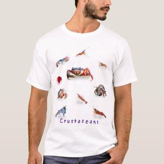T-shirt Crustacés