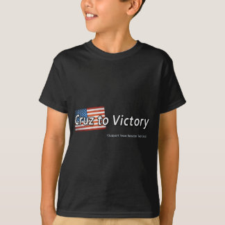 T-shirt Cruz à la victoire